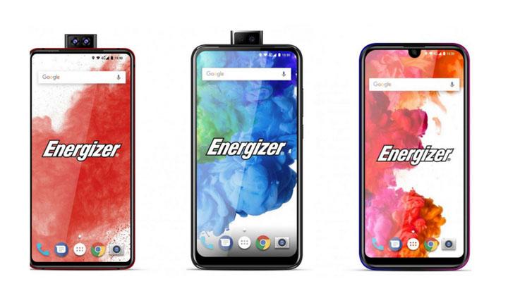 Smartphone Energizer Ultimate U570S