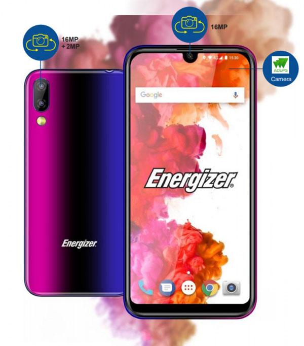 Smartphone Android Energizer Terbaru