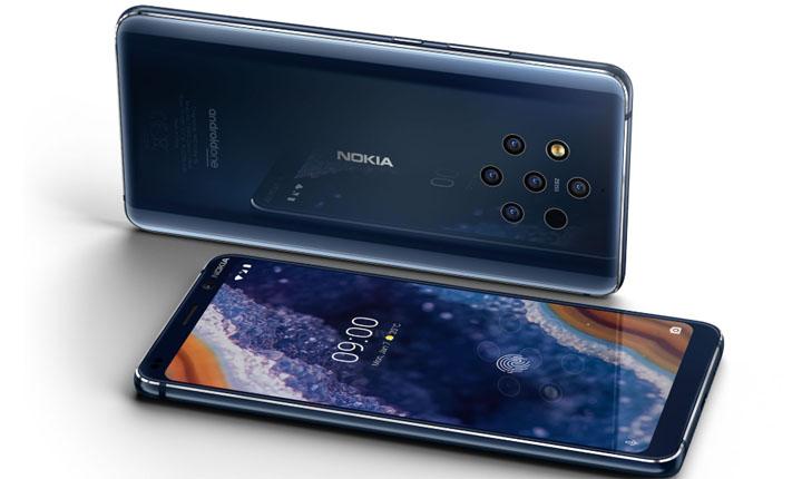 Smartphone dengan Kamera Terkeren di MWC 2019