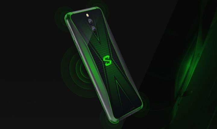 Xiaomi Black Shark 2 Skywalker