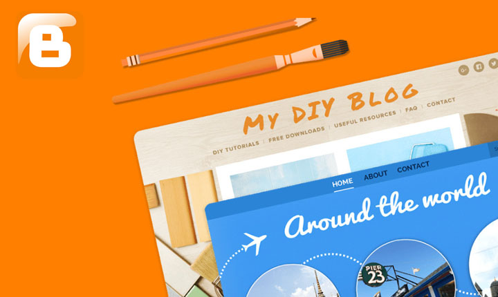 blogger ditutup