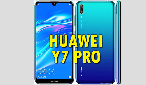 Huawei Y7 Pro RAM 4 GB