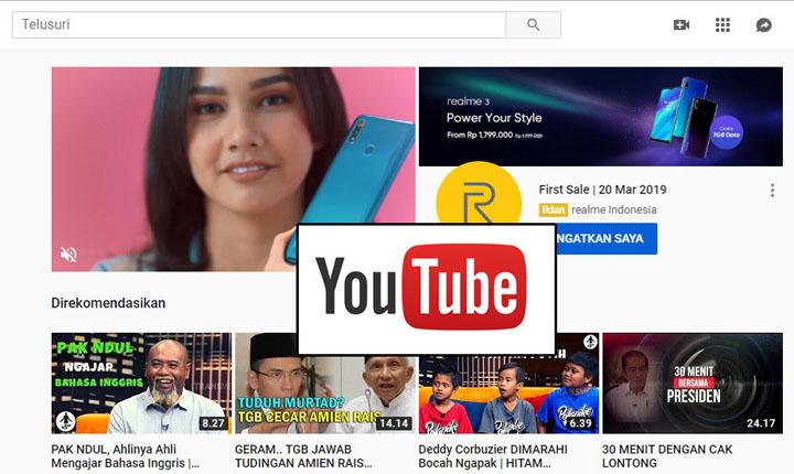 Cara Memblokir Link di Kolom Komentar YouTube