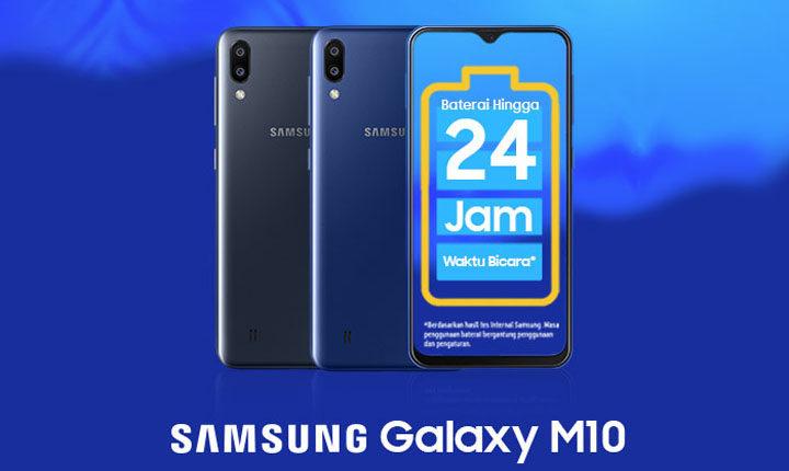 Kelebihan Samsung Galaxy M10