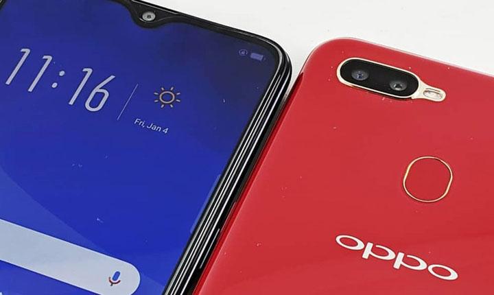 Oppo A5s Smartphone Dual Camera