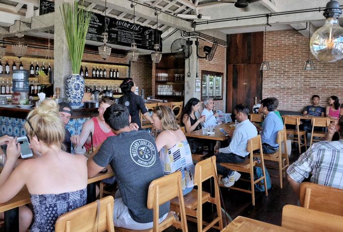 Restoran fancy di Ubud
