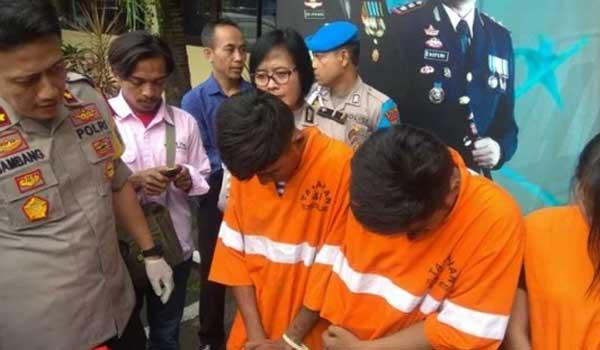 Barita hoaks informan Polisi berujung maut