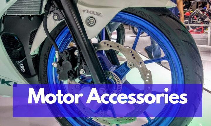 Jenis Aksesoris Motor