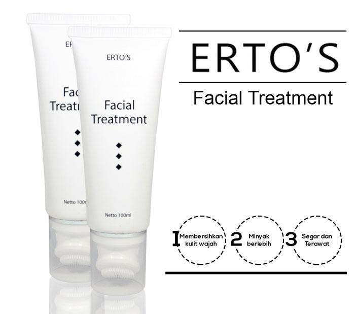 Agen Ertos Facial Treatment