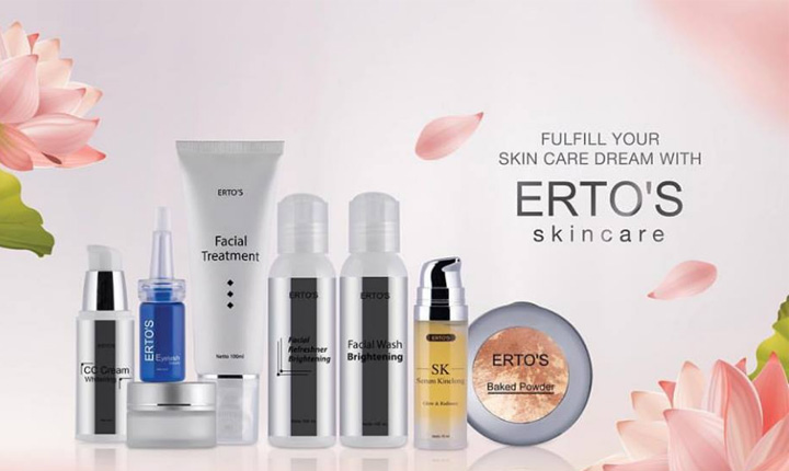 Agen resmi Ertos Facial Treatment