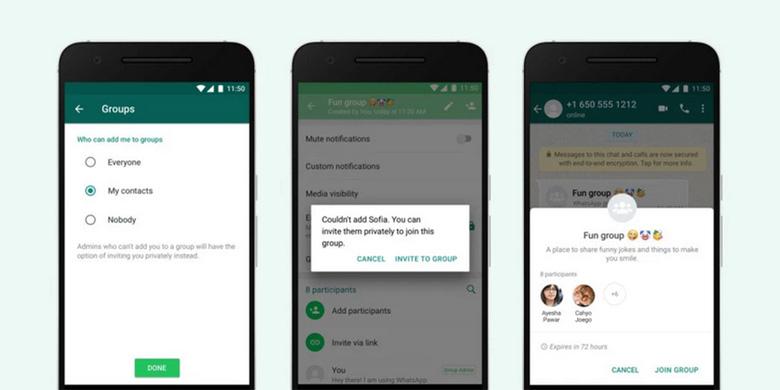 Cara Membatasi WhatsApp