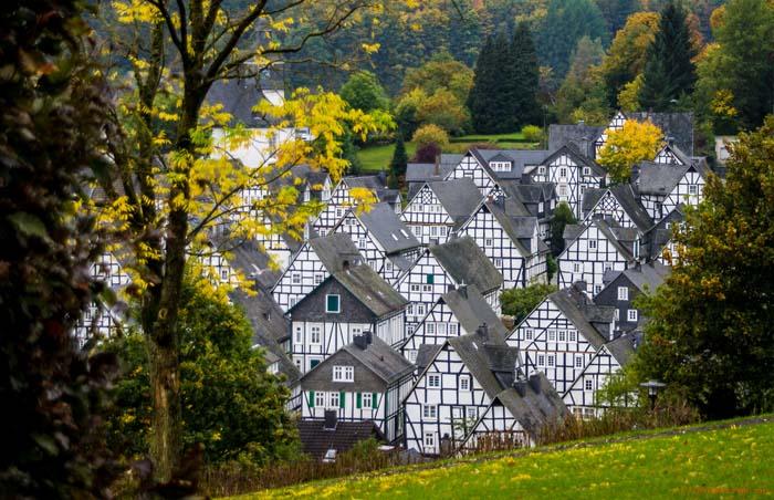Desa di Eropa Paling Indah