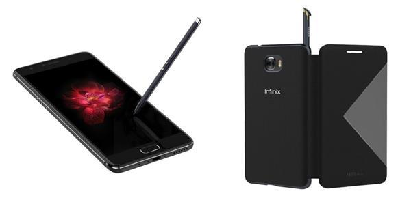 Smartphone dengan Stylus Pen