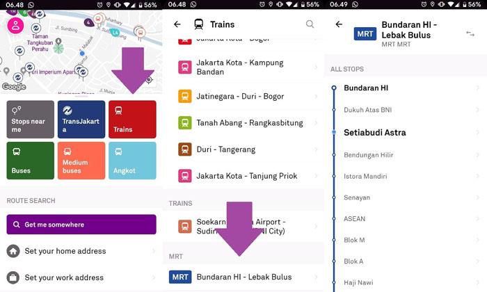Jadwal MRT Jakarta