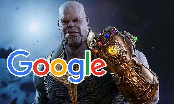 keunikan google search