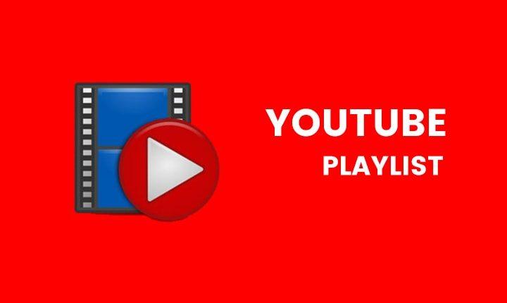 membuat playlist youtube