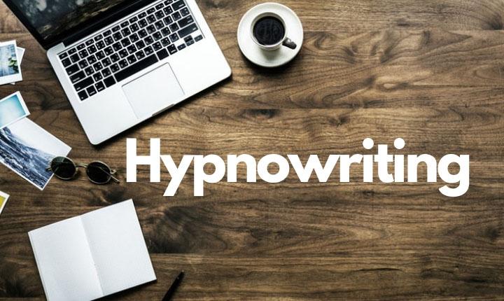 mengenal istilah Hypnowriting