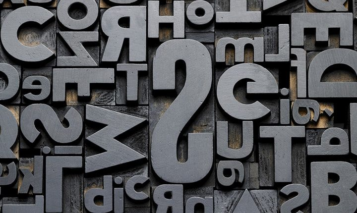mengidentifikasi font