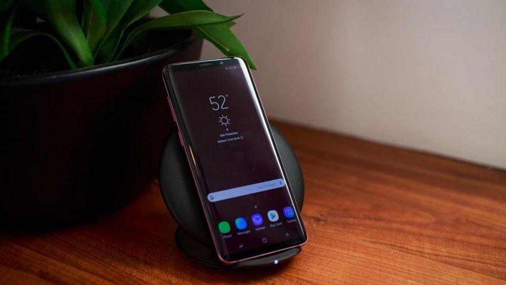 fitur wireless charging Samsung
