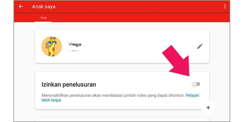 panduan untuk menggunakan youtube kids itu sangat mudah