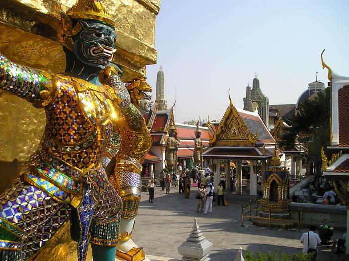 destinasi wisata di Bangkok