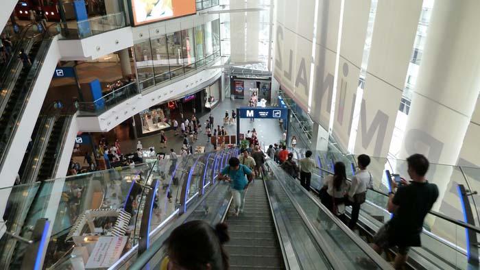 liburan wisata di Bangkok