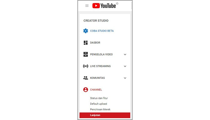 melihat subscriber youtube2