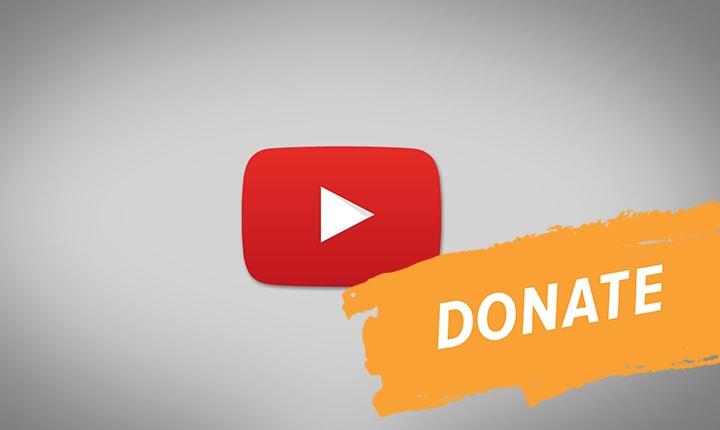 meminat donasi kepada subscribers