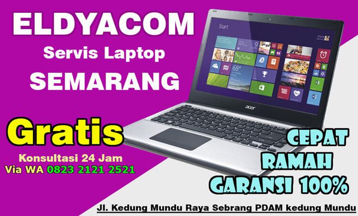 service laptop semarang