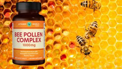 bee pollen complex