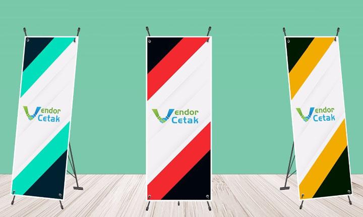 Cetak X Banner Murah Jakarta