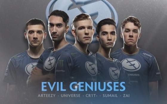 tim eSports terbaik