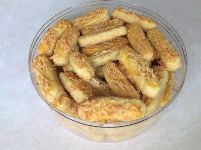 Kue kastengel untuk Hari Raya Idul Fitri