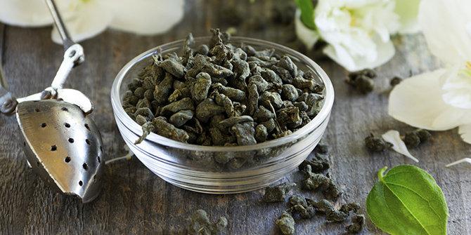 khasiat teh oolong