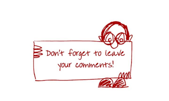 melihat komentar terbaru