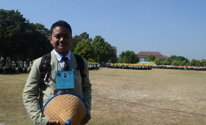Mahasiswa Termuda Indonesia