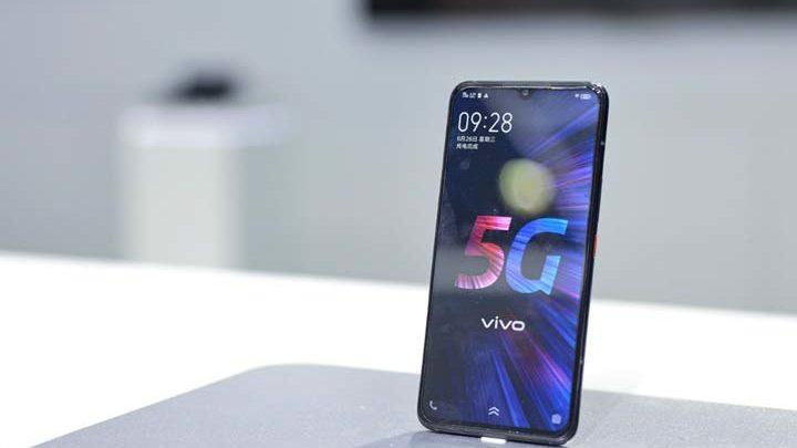 Bocoran Vivo iQOO 5G Plus