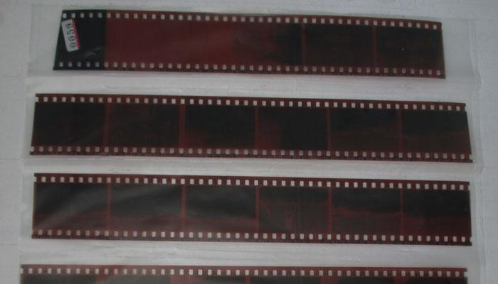 Clise rool film