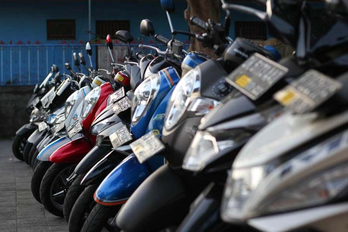 Jasa Rental Motor Murah di Bali