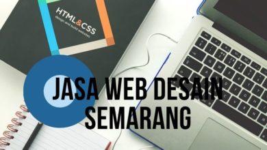 Jasa Web desain Semarang