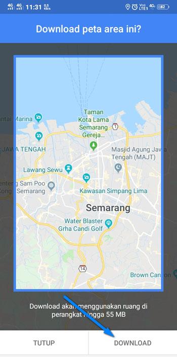 Fitur yang tidak di ketahui pengguna Google Maps