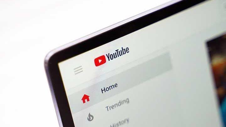 melihat trending youtube