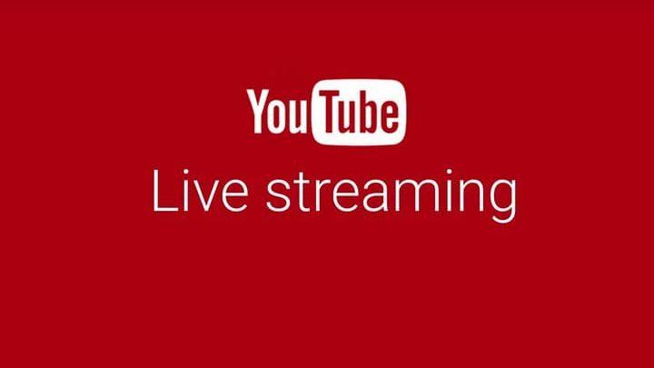 mencari video live streaming