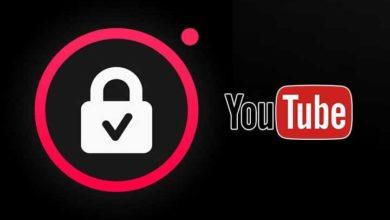 mengatur privasi di youtube