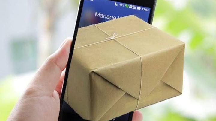 mengirim file besar