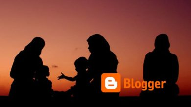 mengubah blogger menjadi situs keluarga