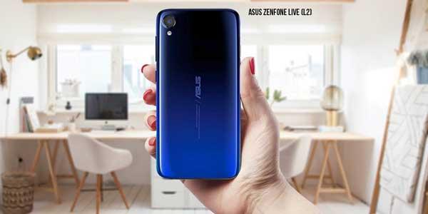 Asus Zenfone Live L2 camera