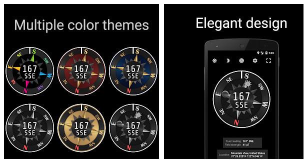 Aplikasi Kompas Terbaik