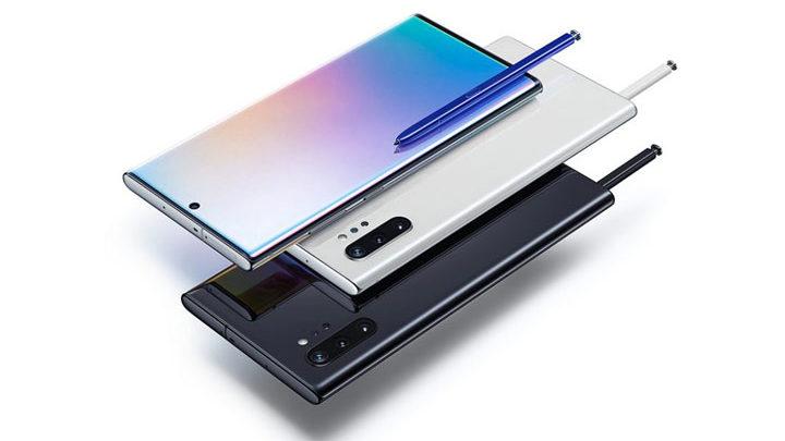 Fitur Canggih Samsung Galaxy Note10