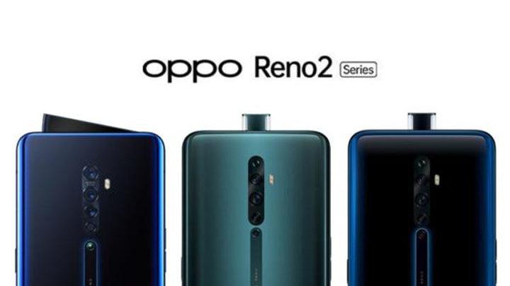 Harga dan Spesifikasi Oppo Reno2 Series